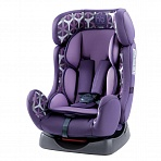 Автокресло Happy Baby Voyager Purple