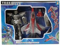 """Робот и трансформер """"Transcar"""""""