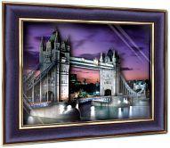 """Объемная картина """"Мосты мира. Лондонский мост"""" (28 деталей)"""
