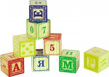 Деревянные кубики №1 (МДИ Д173)
