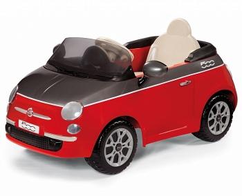 Электромобиль Peg-Perego Fiat 500 Red (IGED1161)