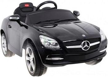 Электромобиль Rastar Mercedes SLK Black (81200)