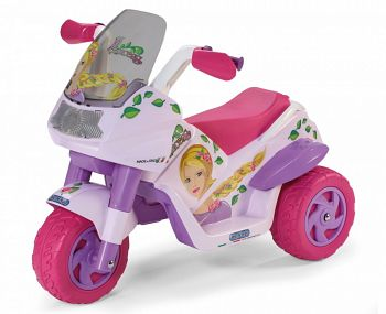 Детский мотоцикл Peg-Perego Raider Princess (IGED0917)