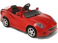 Электромобиль Toys Toys Ferrari California
