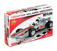 """Конструктор """"McLaren. Mercedes MP4-26"""" (120 деталей)"""