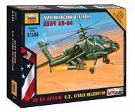 """Сборная модель """"Hot War. Американский вертолет АН-64 """"Апач"""""""