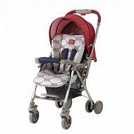 Открытая коляска Happy Baby Desire Red