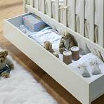 Ящик для кровати 120x60 Micuna Luxe слоновая кость