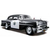 """Коллекционная модель автомобиля """"BUICK CENTURY POLICE 1955"""""""