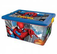"""Контейнер для игрушек """"Spider-Man"""""""