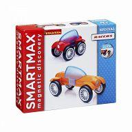 """Магнитный конструктор """"SmartMax. Специальный набор. Гонщики"""" (8 деталей)"""