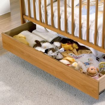 Ящик для кровати 120x60 Micuna Luxe вишня (CP-949)