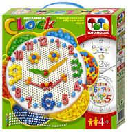 """Мозаика """"Clock"""" (286 деталей)"""
