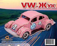 """Сборная деревянная модель """"VW-Жук"""""""