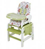 Стульчик для кормления Happy Baby Oliver Lime