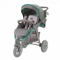 Прогулочная коляска Happy Baby Neon Sport Green