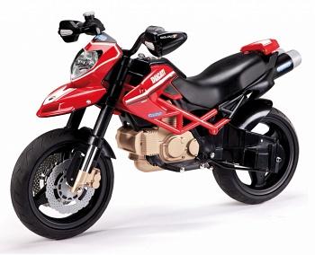 Детский мотоцикл Peg-Perego Ducati Hypermotard (IGMC0015)