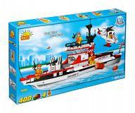 """Конструктор """"Action Town. Coast Guard Patrol Vessel"""" (400 деталей)"""