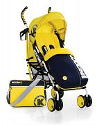 Коляска-трость Koochi Speedstar Primary Yellow