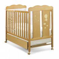 Кровать 120x60 Micuna Dido натуральный