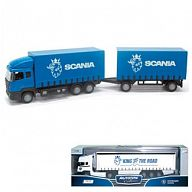 """Модель грузового автомобиля """"SCANIA TRAILER. Автопоезд"""""""