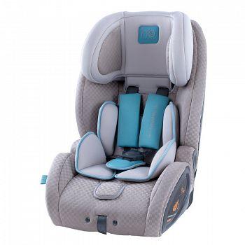 Автокресло Happy Baby Boss Blue (2566)