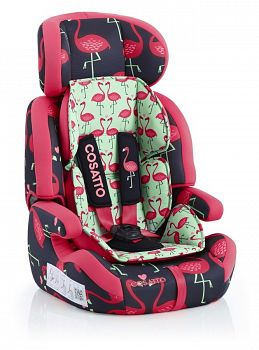Автокресло Cosatto Zoomi Flamingo Fling (CT3027)