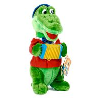 "Мягкая игрушка ""Крокодил Гена с аккордеоном"""
