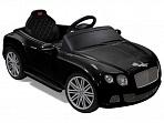 Электромобиль Rastar Bentley GTC Black