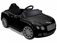 Электромобиль Rastar Bentley GTC Black