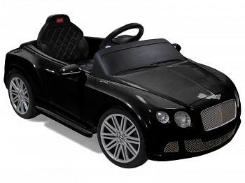 Электромобиль Rastar Bentley GTC Black (82100)