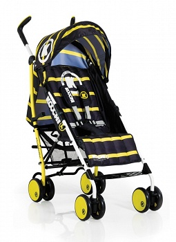 Коляска-трость Koochi Sneaker Primary Yellow (CT2860)
