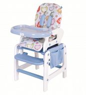 Стульчик для кормления Happy Baby Oliver Sky