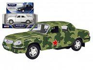 """Модель автомобиля """"ГАЗ-31105 ВОЛГА. Армейская"""""""