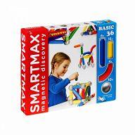 """Магнитный конструктор """"SmartMax. Основной набор"""" (36 деталей)"""