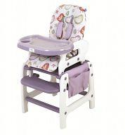 Стульчик для кормления Happy Baby Oliver Violet