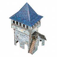 """Сборная модель из картона """"Верхняя башня"""" (23 детали)"""