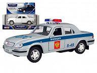 """Модель автомобиля """"ГАЗ-31105 ВОЛГА. Полиция"""""""