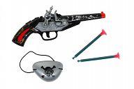 Пистолет пиратский с присосками