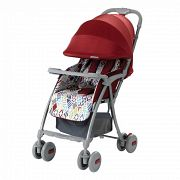 Открытая коляска Happy Baby Yoko Red