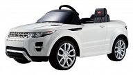 Электромобиль Rastar Land Rover Evoque White
