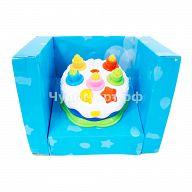 """Музыкальный тортик """"Happy Cake"""""""