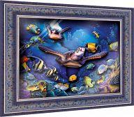 """Объемная картина """"Подводный мир. Обитатели кораллового рифа"""" (73 детали)"""