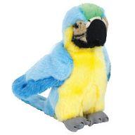 """Мягкая игрушка """"Диалоги о животных. Попугай синий"""""""