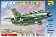 """Сборная модель """"Советский истребитель МиГ-21БИС"""""""