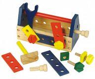 Деревянный строительный набор