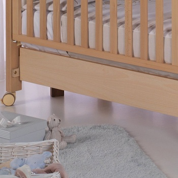 Ящик для кровати 120x60 Micuna натуральный (CP-1405)