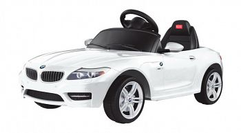 Электромобиль Rastar BMW Z4 White (81800)