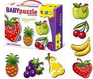 "Контур-пазл ""Baby Puzzle. Фрукты"""