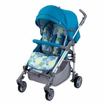 Открытая коляска Happy Baby Nicole Aquamarine (2497)